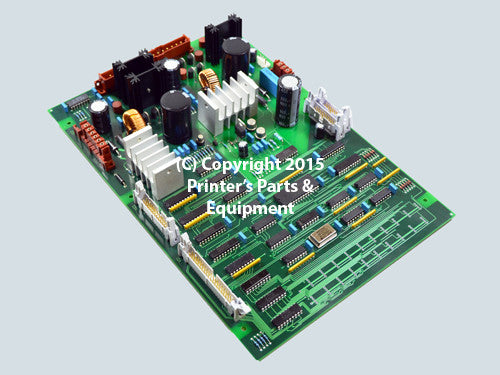 Flat Module DNK2 ZID Display & Power Okaya 00.785.0167_Printers_Parts_&_Equipment_USA