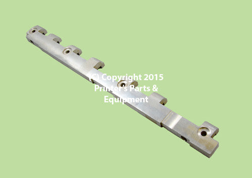 Gripper Pad Bar 7 Fingers for SM72/102, S Series_Printers_Parts_&_Equipment_USA