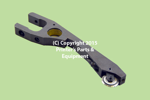 Perforating Bracket Disc Holder for GTO 69.731.040F / MV.021.997.01_Printers_Parts_&_Equipment_USA