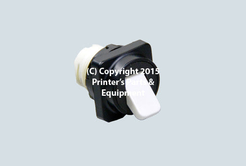 Switch Button for Heidelberg_Printers_Parts_&_Equipment_USA
