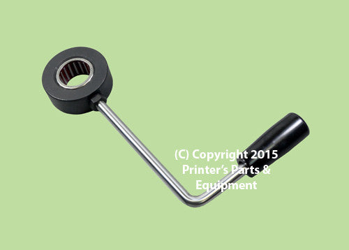 Ink Fountain Clutch Handle Heidelberg_Printers_Parts_&_Equipment_USA
