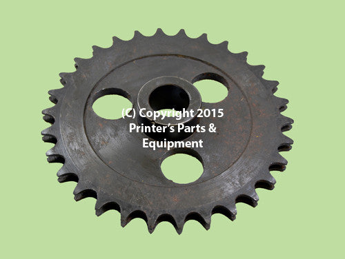 Sprocket Delivery Chain S-Series Die Cutters S1427_Printers_Parts_&_Equipment_USA