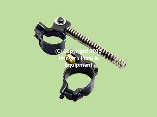 Delivery Tension Spring Rod Assembly for Heidelberg Speedmaster_Printers_Parts_&_Equipment_USA