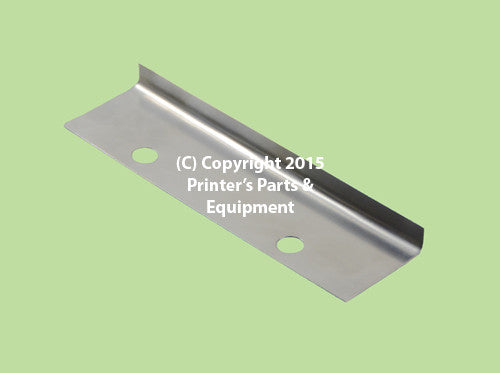 Plate Clamp Tension Strip 134mm 2 Holes_Printers_Parts_&_Equipment_USA