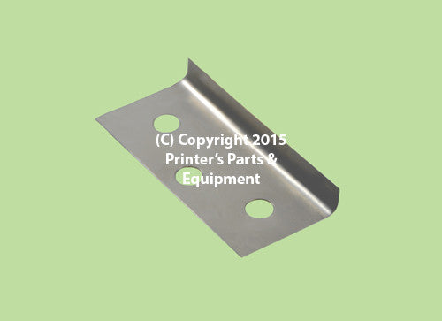 Plate Clamp Tension Strip 80mm 3 Holes_Printers_Parts_&_Equipment_USA