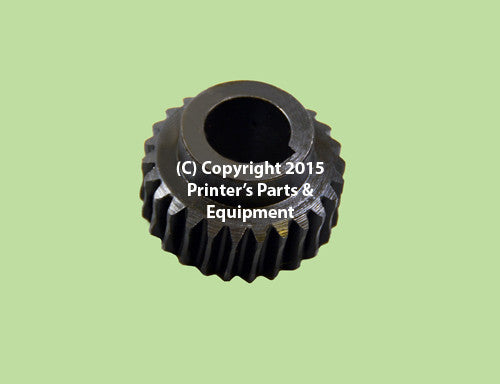 Gear for Blanket Tightening for MO & GTO 42.006.031_Printers_Parts_&_Equipment_USA