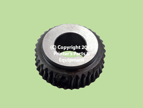 Gear for Blanket Tightening for S Series 66.006.031_Printers_Parts_&_Equipment_USA