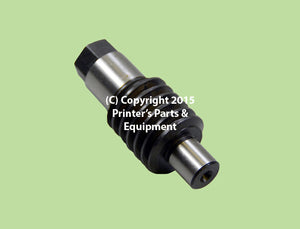 Worm Shaft for Blanket Tightening S Series 66.006.029_Printers_Parts_&_Equipment_USA