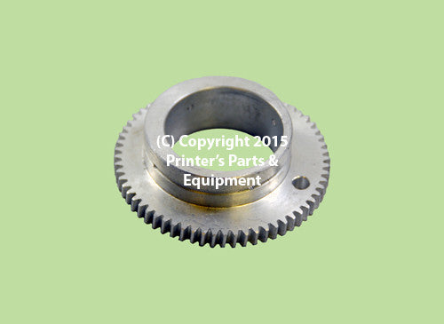 Heidelberg Parts Dampening Roller Setting Gear for K Series_Printers_Parts_&_Equipment_USA