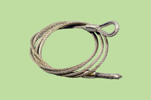 Bowden Wire Cable for Heidelberg Platen 10×15 Letterpress