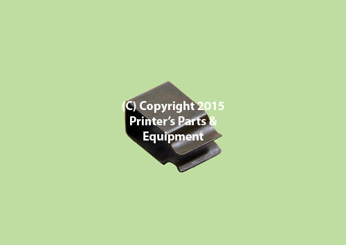 Clip for Paper Feed Frame Lock 19.021.155_Printers_Parts_&_Equipment_USA