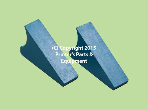 Ink Duct End Block Centre Heavy for Heidelberg GTO_Printers_Parts_&_Equipment_USA