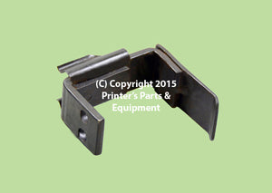 Heidelberg Parts Paper Guard Clip_Printers_Parts_&_Equipment_USA