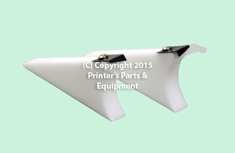 Ink Duct End Block GTO52 with CPC & CPTronic MV.022.805_Printers_Parts_&_Equipment_USA