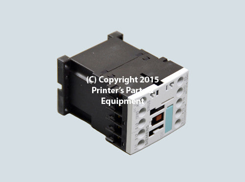 Contactor for Heidelbeg SM DC24V 3RT1016.1BB41_Printers_Parts_&_Equipment_USA