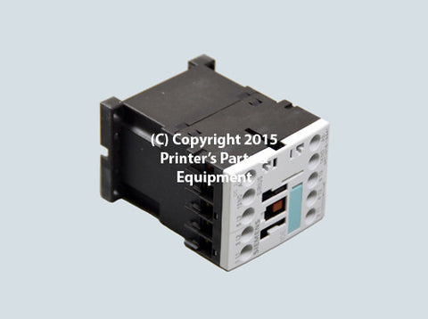 Contactor for SM DC24V 3RT1016.1BB41