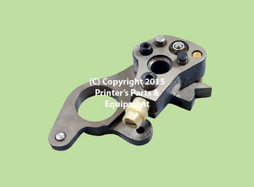 Dampening Bearing Support Lower GTO Right_Printers_Parts_&_Equipment_USA