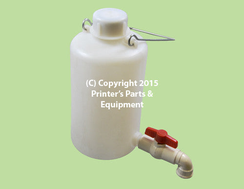Water Bottle Complete for Heidelberg GTO46 & HE-42-030-367_Printers_Parts_&_Equipment_USA