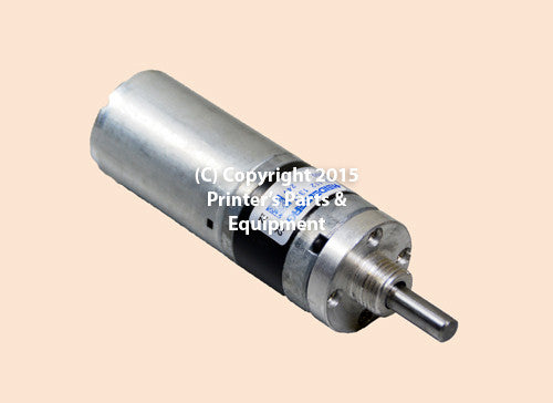 Slow Down Motor for GTO / PM52 / MO 43.112.1311_Printers_Parts_&_Equipment_USA