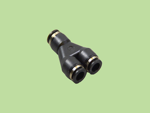 4mm Y Connector_Printers_Parts_&_Equipment_USA