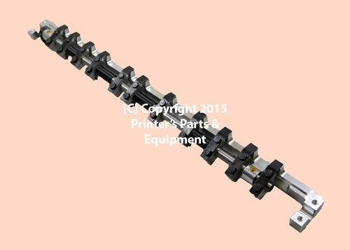 Heidelberg Parts Gripper Bar Assembly for GTO52 69.014.003F