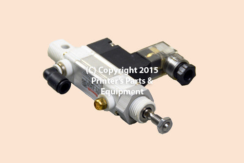 Cylinder Valve Unit D12 H 61.184.1142/01_Printers_Parts_&_Equipment_USA