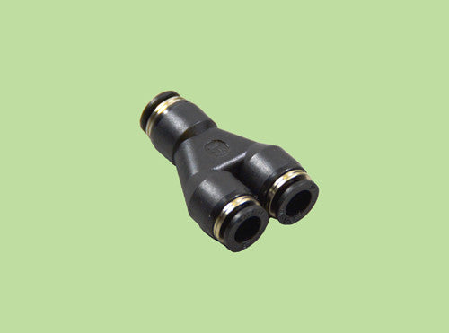 6mm Y Connector