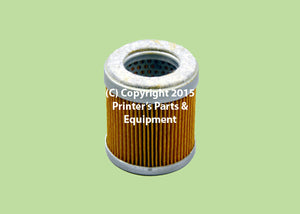 Filter C75/2_Printers_Parts_&_Equipment_USA
