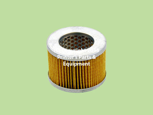 Filter C76/2_Printers_Parts_&_Equipment_USA
