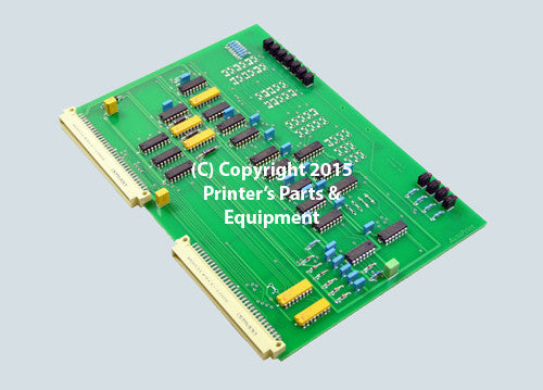 Plug-in Card for Ink key Motors 91.198.1463_Printers_Parts_&_Equipment_USA