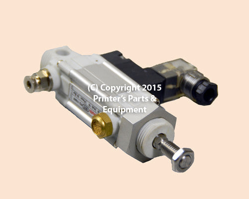 Cylinder Valve Unit D20 H 92.184.1001/01_Printers_Parts_&_Equipment_USA