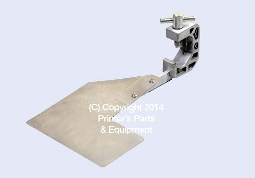 Sheet Smoother Assembly 10893 Operator Side Hard C4.372.384F_Printers_Parts_&_Equipment_USA