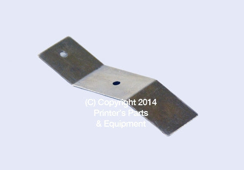 Spring Plate For Sheet Smoother K-Series 04.022.038_Printers_Parts_&_Equipment_USA