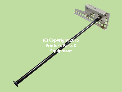 Jogger Rod Assembly / Sheet Stop for SM102 / CD102 D.S. MV.032.993/03_Printers_Parts_&_Equipment_USA