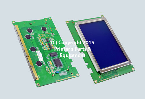 Screen for CP 2000 HE-N0019_Printers_Parts_&_Equipment_USA