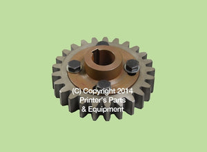 Timing Gear Heidelberg SBG SBB S28_Printers_Parts_&_Equipment_USA