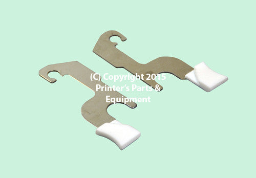 Teflon Seals PM Set of 2 102mm End to End A1.030.122S_Printers_Parts_&_Equipment_USA