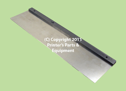 INK FOUNTAIN BLADE WINDMILL PLATEN 10 x 15_Printers_Parts_&_Equipment_USA