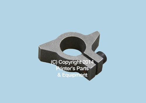 Supporting Piece for Gripper SPRINT Aluminium_Printers_Parts_&_Equipment_USA