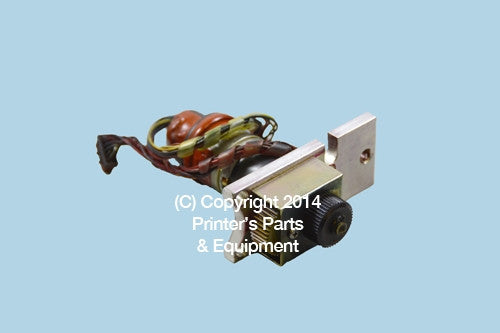 Ink Key Motor for Komori_Printers_Parts_&_Equipment_USA