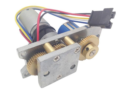 Ink Key Motors for Komori Old Style_Printers_Parts_&_Equipment_USA
