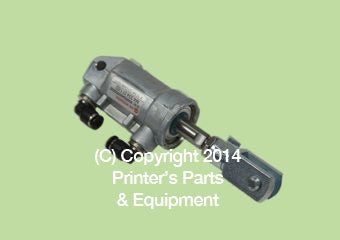 Pneumatic Cylinder Heidelberg (M4.334.011)_Printers_Parts_&_Equipment_USA