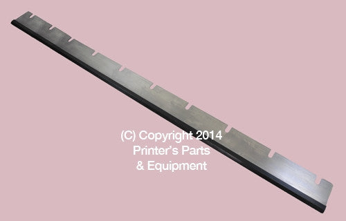 Wash Up Blade for Miller TP 94 & TP 36_Printers_Parts_&_Equipment_USA