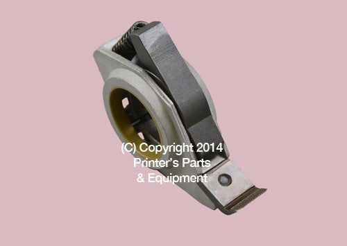 Transfer Cylinder Gripper Assembly for Miller Aluminium_Printers_Parts_&_Equipment_USA