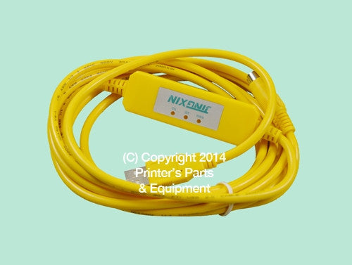 Program Cable for DL240 CPU_Printers_Parts_&_Equipment_USA