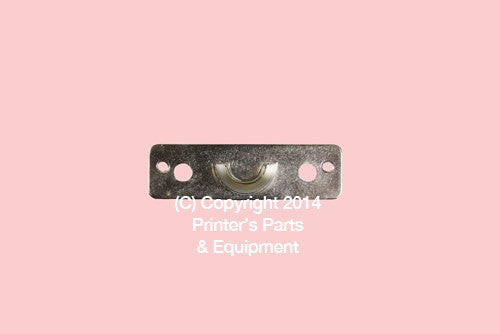 Half Moon - Semi Circle Die For Manual Round Machine D21_Printers_Parts_&_Equipment_USA