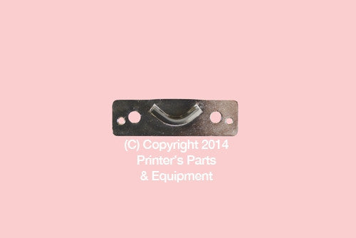 3/8 inch Die for Manual Round Corner Machine R10_Printers_Parts_&_Equipment_USA