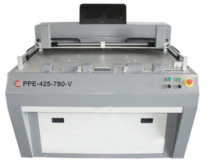 Universal Pneumatic Plate Punch Bender Combo Unit with Monitors and Magnifying Systems_Printers_Parts_&_Equipment_USA