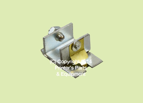 Bracket for Multilith M.120.4030.A