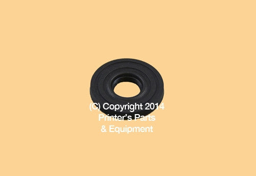 Ink Fountain Roller Seal for AB Dick 360 PRO-8800-9800_Printers_Parts_&_Equipment_USA